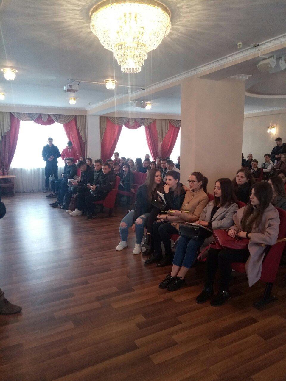 Молодь ЮФ зустрілася з представниками Головного управління Національної поліції в Тернопільській області, фото-3