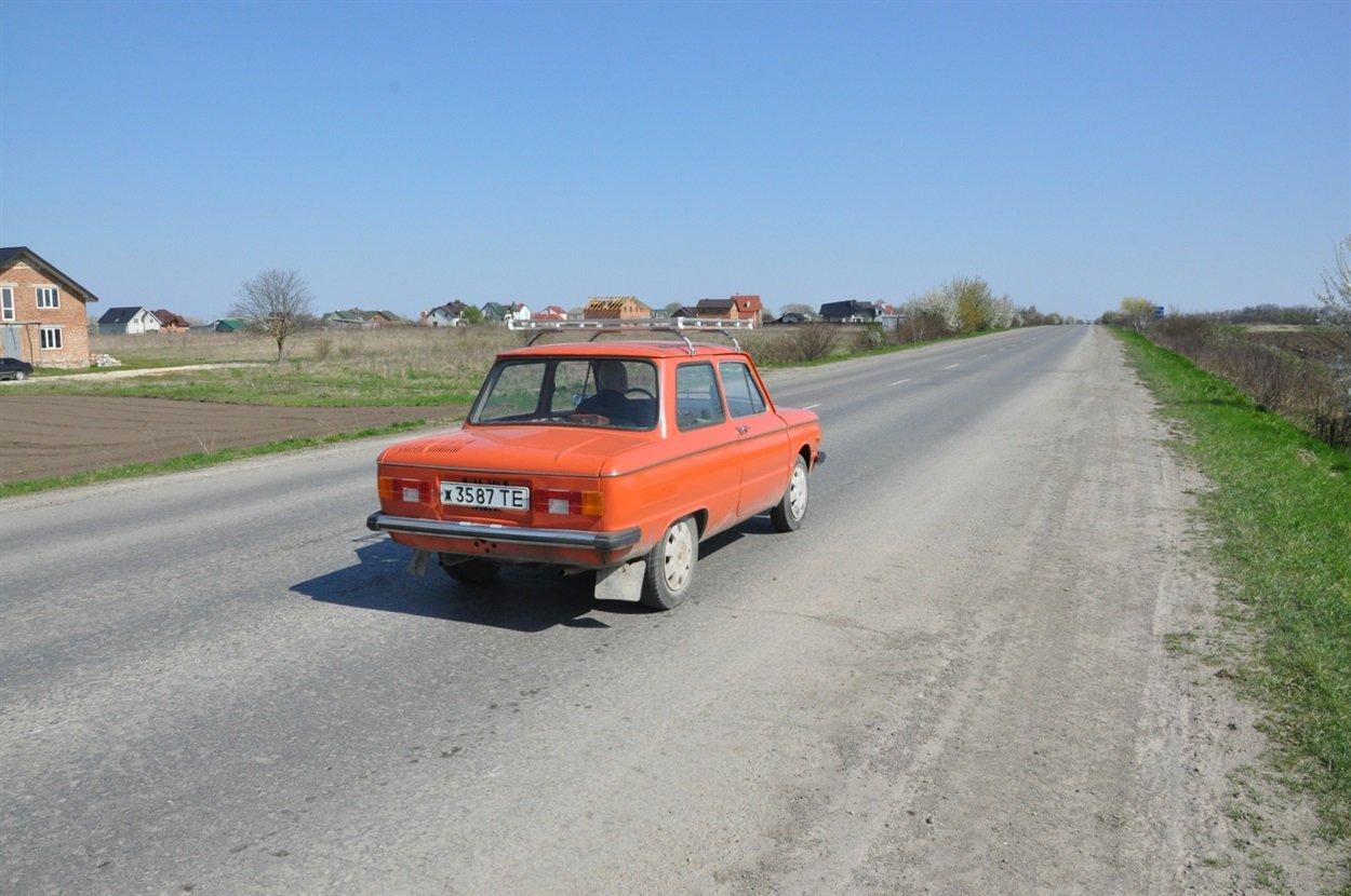 """""""Останній """"Запорожець"""""""": тернополянин все життя їздить на  раритетному автомобілі (ФОТО), фото-6"""