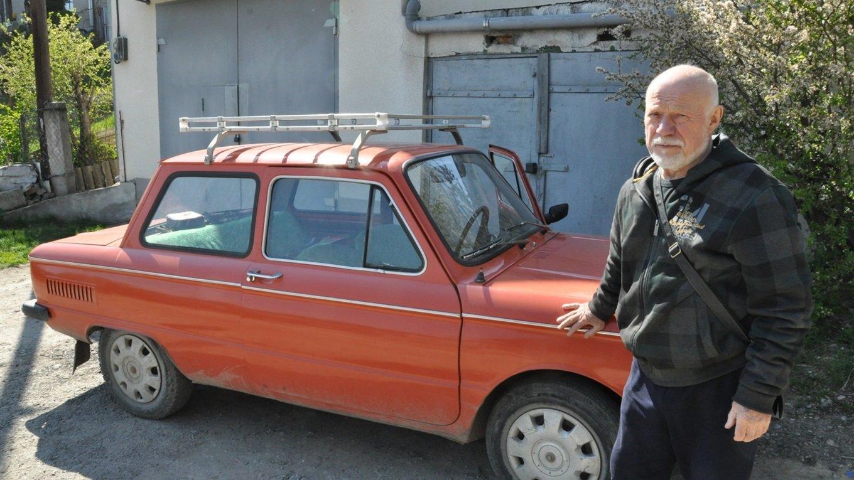 """""""Останній """"Запорожець"""""""": тернополянин все життя їздить на  раритетному автомобілі (ФОТО), фото-4"""