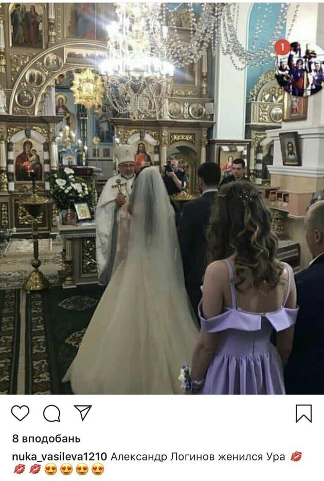 Вчора у Тернополі біатлоністка Марія Кручова одружилася з російським чемпіоном Логіновим (ФОТО), фото-2