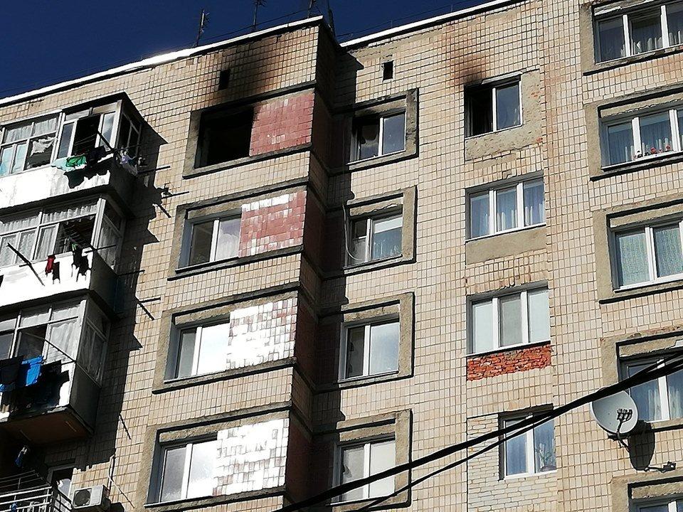 """""""Серед ночі внук від диму почав кашляти і розбудив батьків"""": в Тернополі дощенту згоріла квартира (ФОТО), фото-2"""