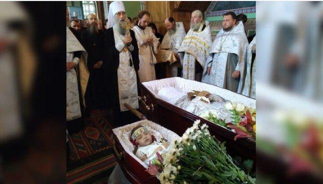 Рятував дитину, а загинули обоє: на Тернопільщині поховали отця та його 4-річну доньку (ФОТО), фото-2
