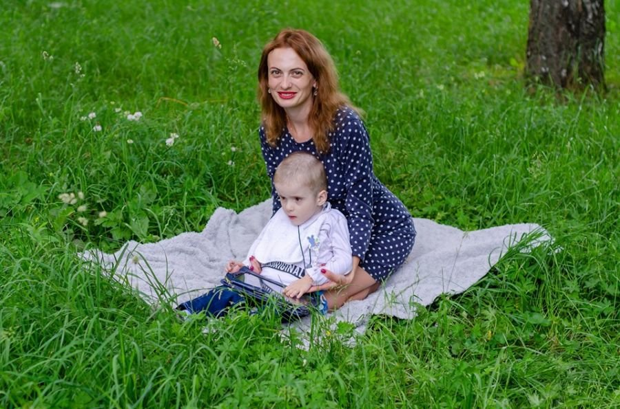 Батьки маленького тернополянина, який роками бореться з рідкісною недугою, просять про подарунок сину (ФОТО), фото-3