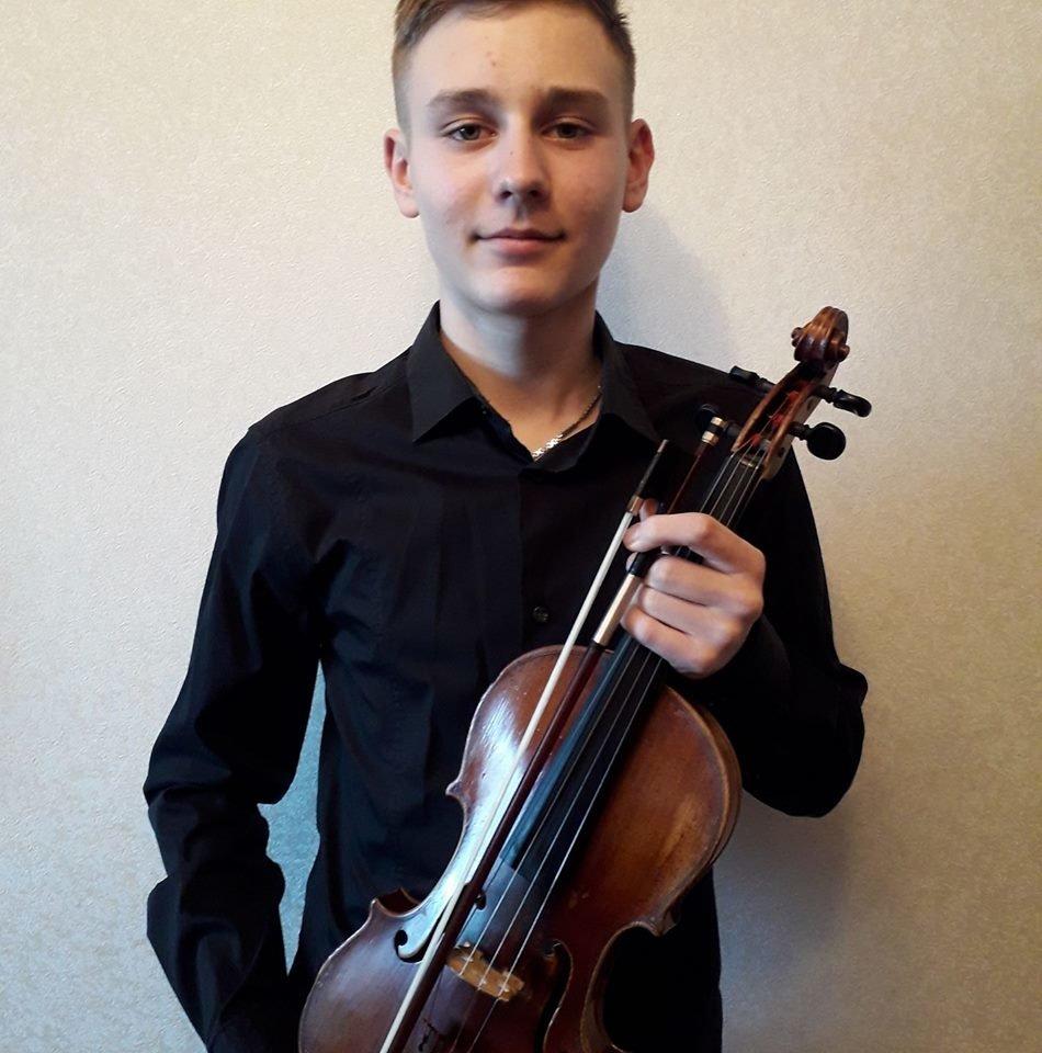 Юний скрипаль з Тернопільщини став переможцем престижного міжнародного конкурсу (ФОТО), фото-1