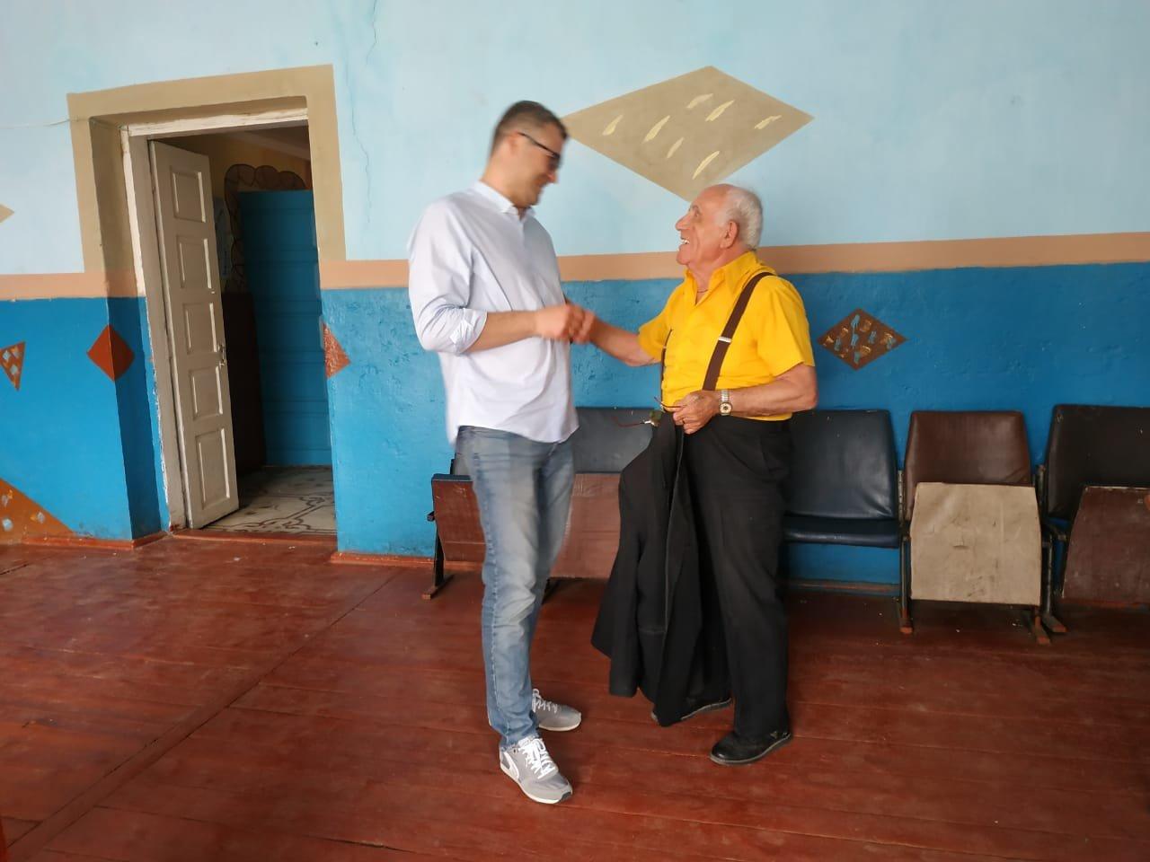 «Щоб молодь залишалась в селі, потрібно підняти якість життя!» - Володимир БЛІХАР, фото-5