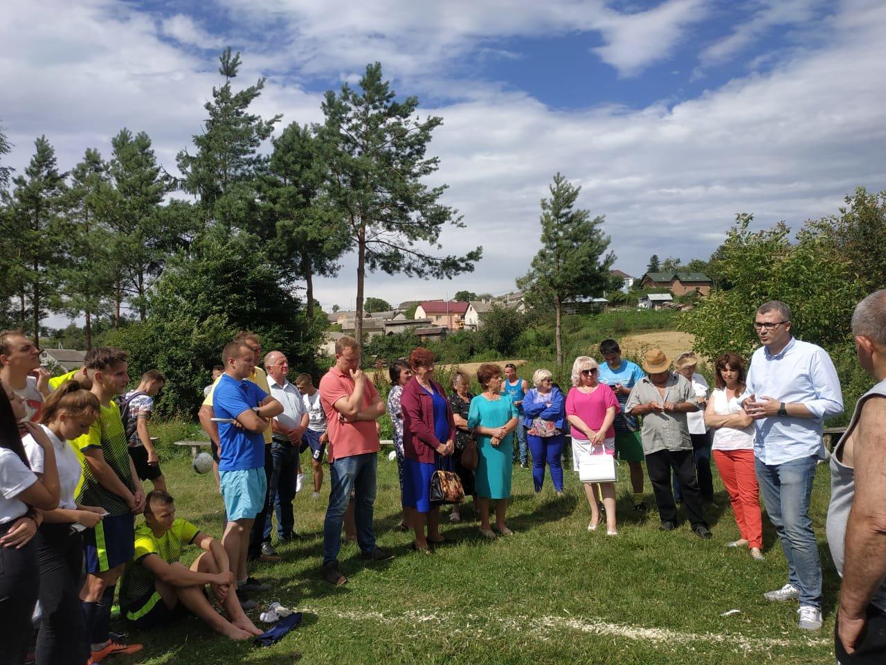 «Щоб молодь залишалась в селі, потрібно підняти якість життя!» - Володимир БЛІХАР, фото-6