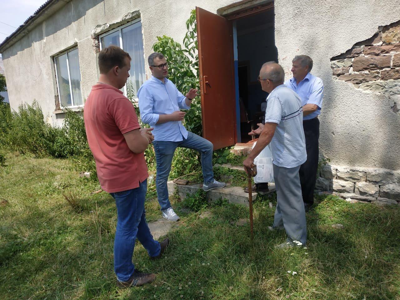 «Щоб молодь залишалась в селі, потрібно підняти якість життя!» - Володимир БЛІХАР, фото-7
