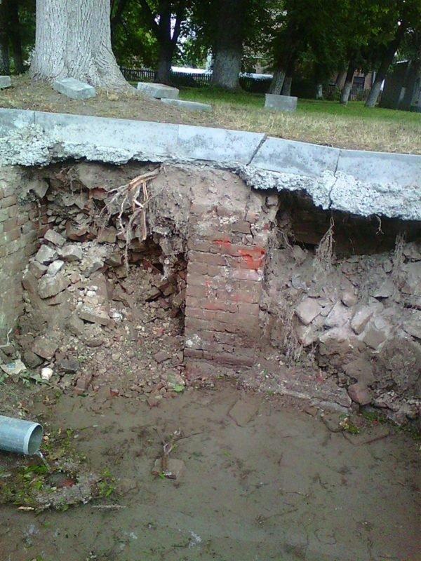 На Тернопільщині під асфальтом виявили залишки житлового кварталу, зруйнованого під час війни (ФОТО), фото-1