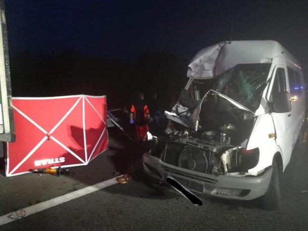 Мікроавтобус з тернопільською реєстрацією, що перевозив заробітчан, потрапив в смертельну ДТП в Польщі: загинула молода дівчина (ФОТО), фото-6