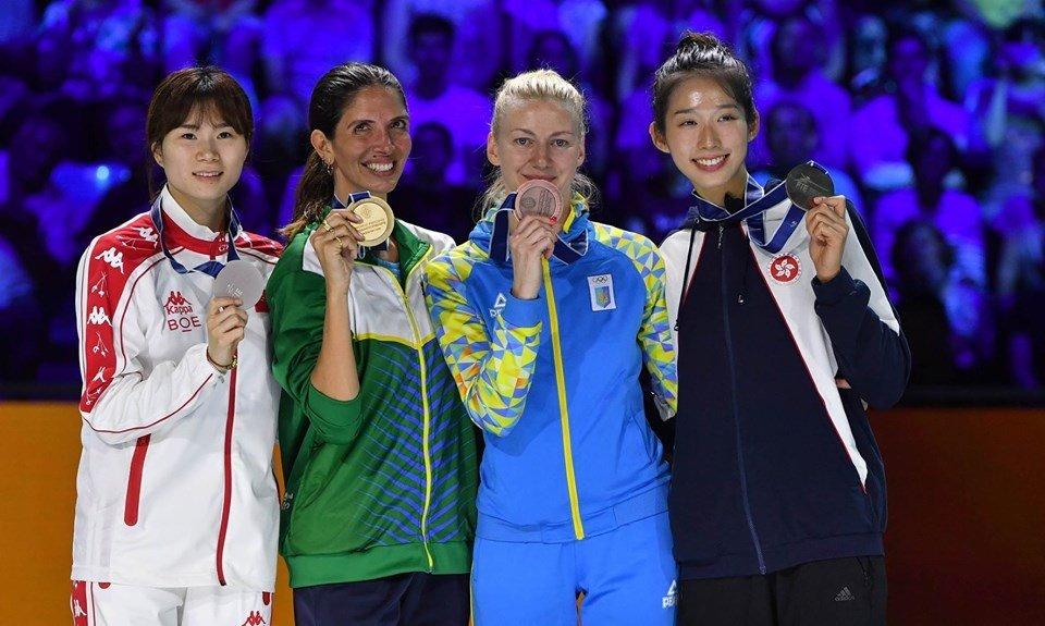 Тернопільська шпажистка здобула бронзу на чемпіонаті світу з фехтування (ФОТОФАКТ), фото-2