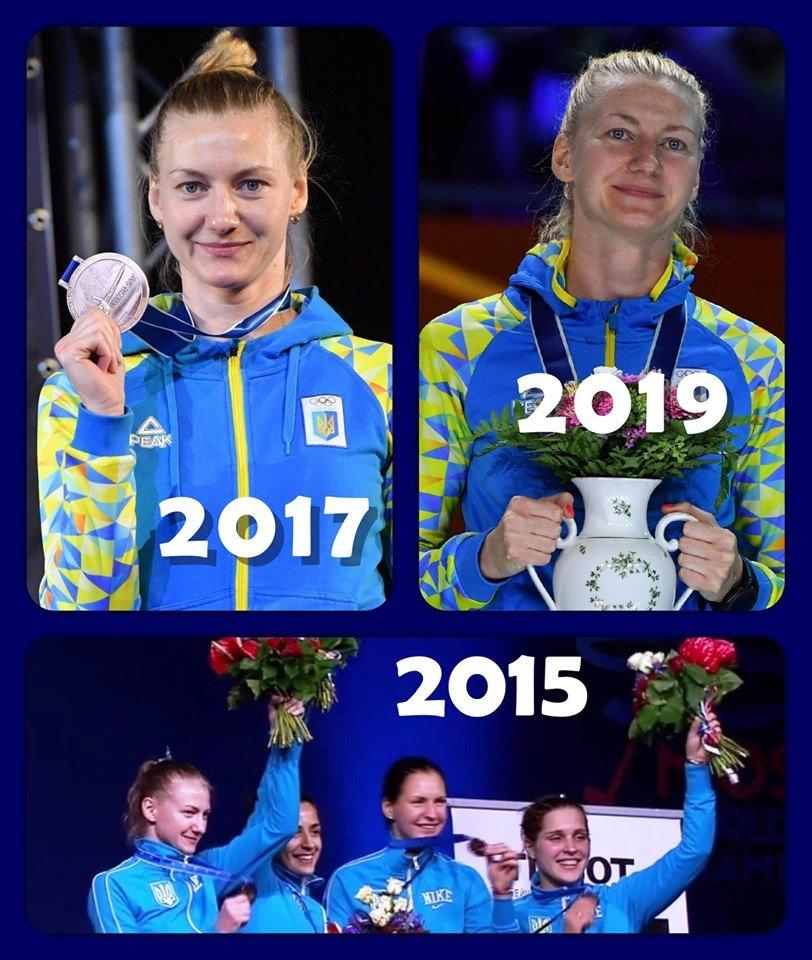Тернопільська шпажистка здобула бронзу на чемпіонаті світу з фехтування (ФОТОФАКТ), фото-1