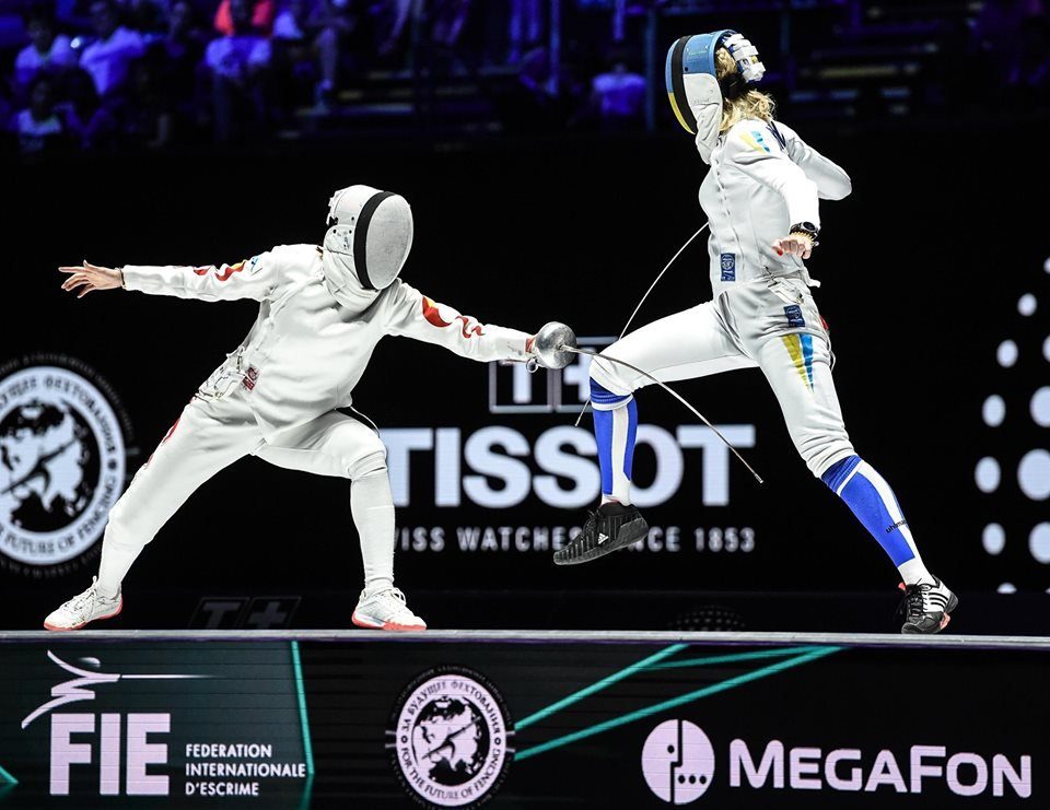 Тернопільська шпажистка здобула бронзу на чемпіонаті світу з фехтування (ФОТОФАКТ), фото-3