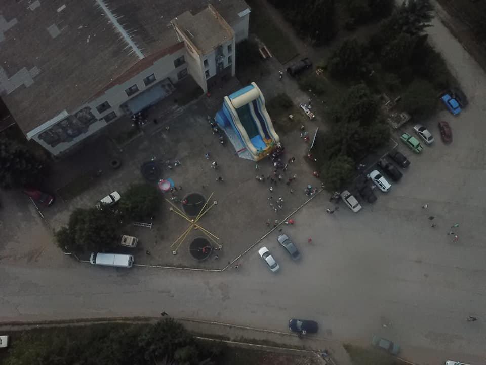 Село на Тернопільщині з висоти пташиного польоту показав місцевий житель (ФОТО) , фото-2