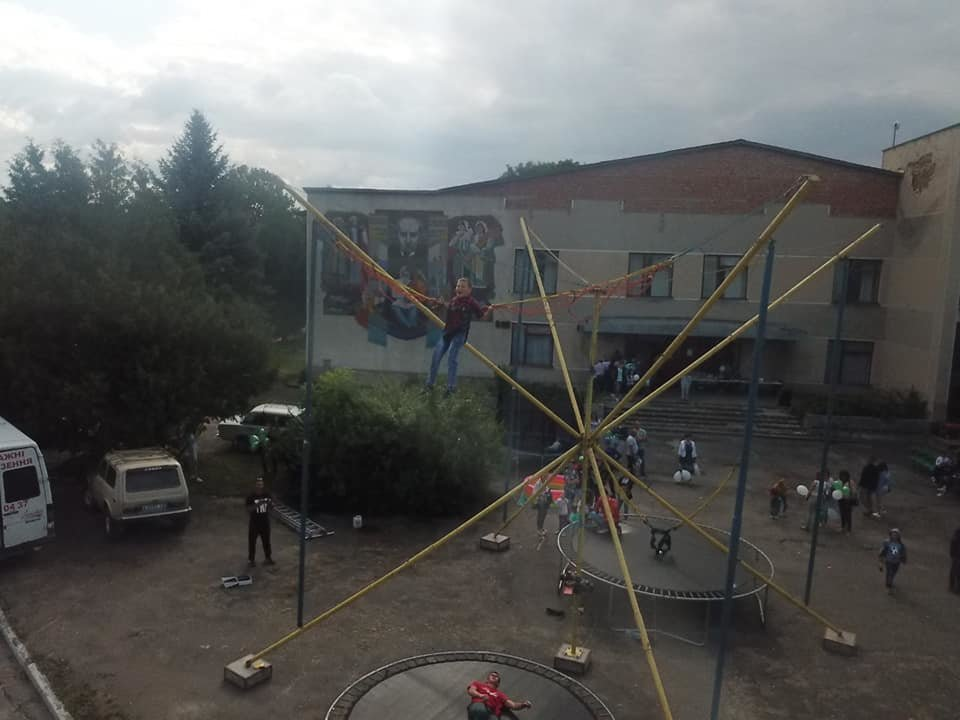 Село на Тернопільщині з висоти пташиного польоту показав місцевий житель (ФОТО) , фото-3