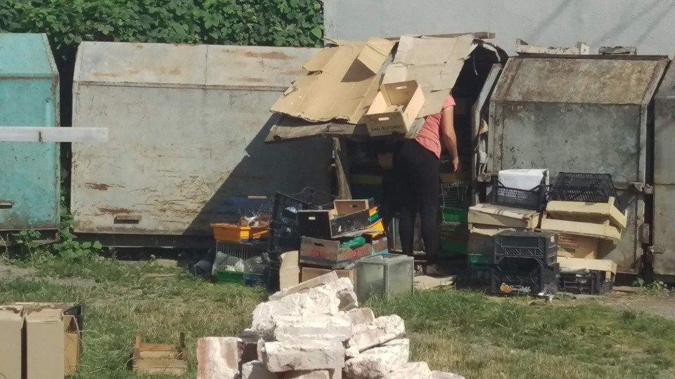 У соцмережі викрили тернопільських торговців тваринами, які залишають тварин на ніч просто у металевих контейнерах на вулиці (ФОТО, ВІДЕО), фото-3