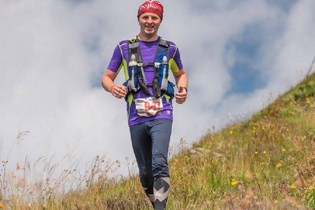 Священик з Тернополя пробіг 80-тикілометровий марафон «Bojko Trail» (ФОТО), фото-1