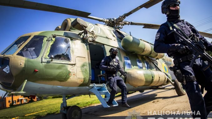 Вибори на Тернопільщині: понад дві тисячі поліцейських, пожежні пости та авіація (ФОТО, ВІДЕО), фото-1