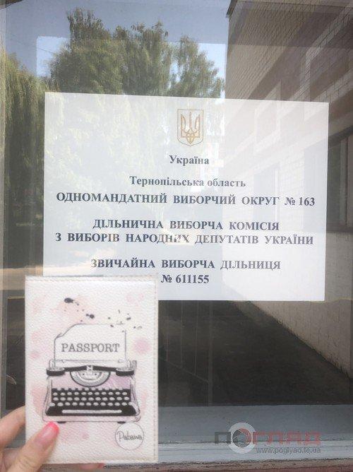 """""""Молодь визначається швидше"""", — як у Тернополі обирають новий парламент (ФОТО), фото-1"""