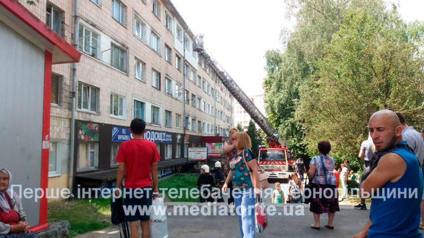 """""""Могла випасти з вікна"""": у Тернополі врятували 1,5-річну дитину, яка замкнулася у квартирі на п'ятому поверсі (ФОТО), фото-1"""