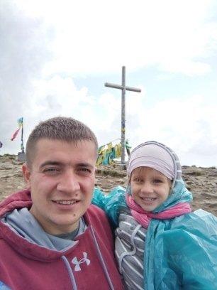 3-річна мандрівниця з Тернопільщини самостійно підкорила Говерлу (ФОТО), фото-2