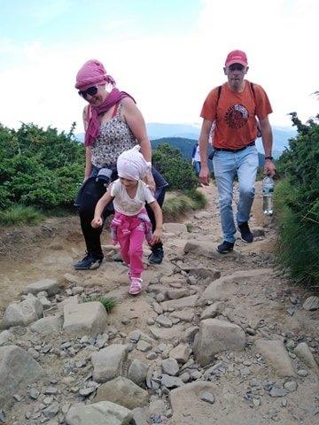 3-річна мандрівниця з Тернопільщини самостійно підкорила Говерлу (ФОТО), фото-1