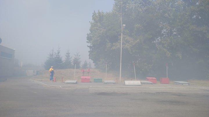 """""""Тернопільщина у вогні"""": через підпал стерні ледь не згоріла автозаправка (ФОТО), фото-3"""