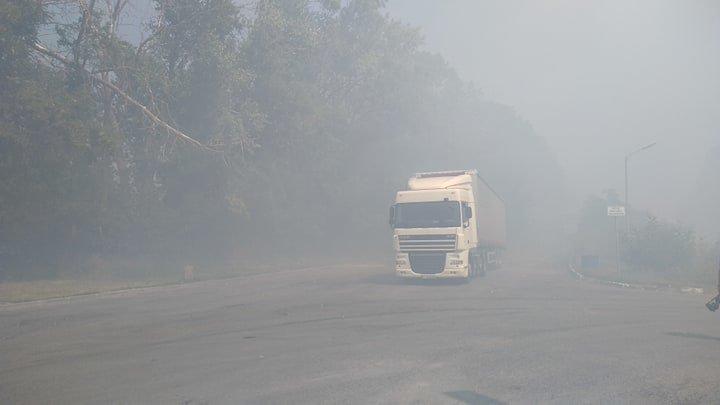 """""""Тернопільщина у вогні"""": через підпал стерні ледь не згоріла автозаправка (ФОТО), фото-5"""