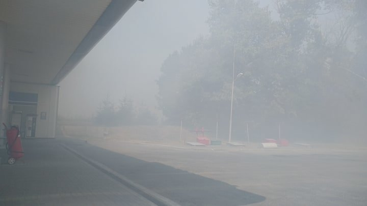"""""""Тернопільщина у вогні"""": через підпал стерні ледь не згоріла автозаправка (ФОТО), фото-6"""