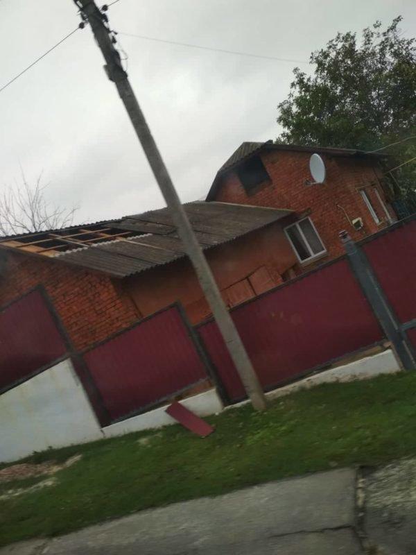 """""""Шаленство стихії"""": у селах на Тернопільщині через негоду позривало дахи (ФОТО+ВІДЕО), фото-1"""