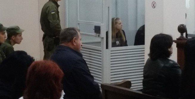 Жінка, котра зарізала учасника АТО, просила тернопільських суддів пом'якшити вирок (ФОТО), фото-1