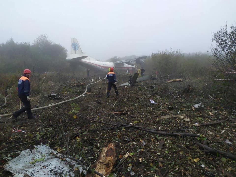 В сусідній із Тернопільщиною області впав літак: троє людей загинуло (ФОТО), фото-1