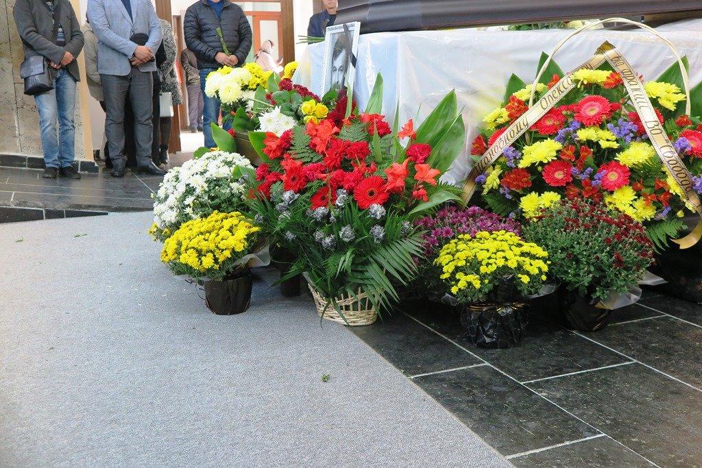 У Тернополі поховали депутата і громадського діяча Олександра Башту (ФОТО), фото-2