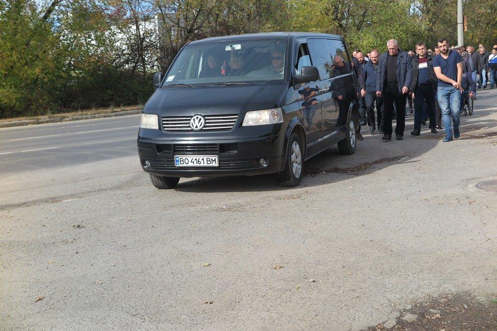 У Тернополі поховали депутата і громадського діяча Олександра Башту (ФОТО), фото-4