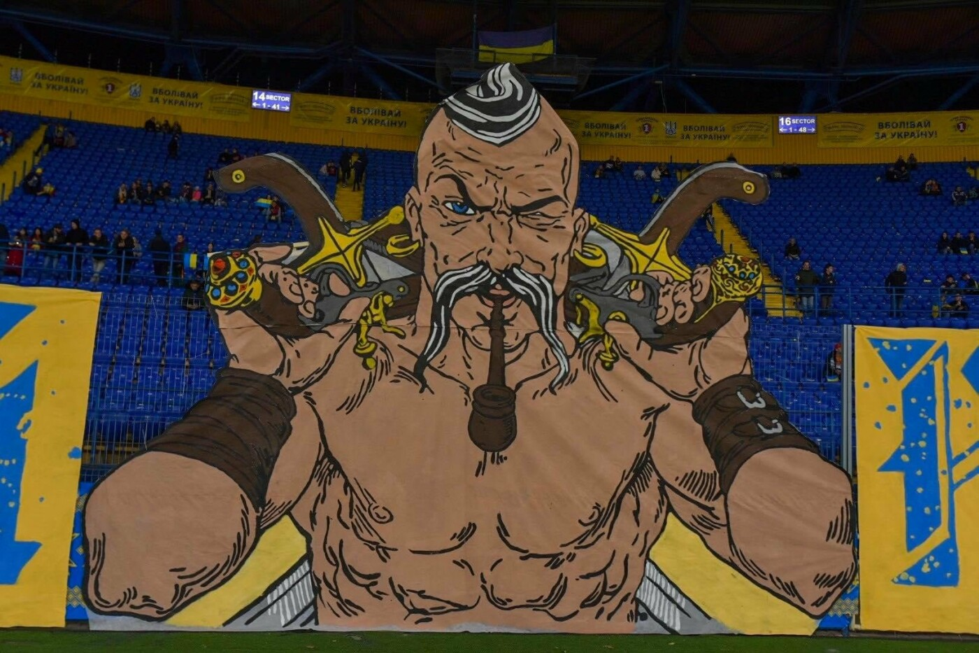 Улюбленець багатьох тернополян, співак «Дзідзьо», вразив виконанням гімну перед матчем збірної України з футболу (ФОТО+ВІДЕО) , фото-3