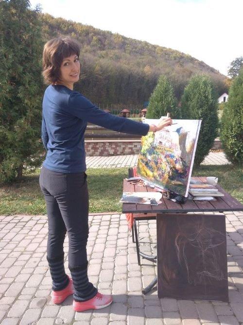 На Тернопільщину з'їхалися художники зі всієї України (ФОТО), фото-3