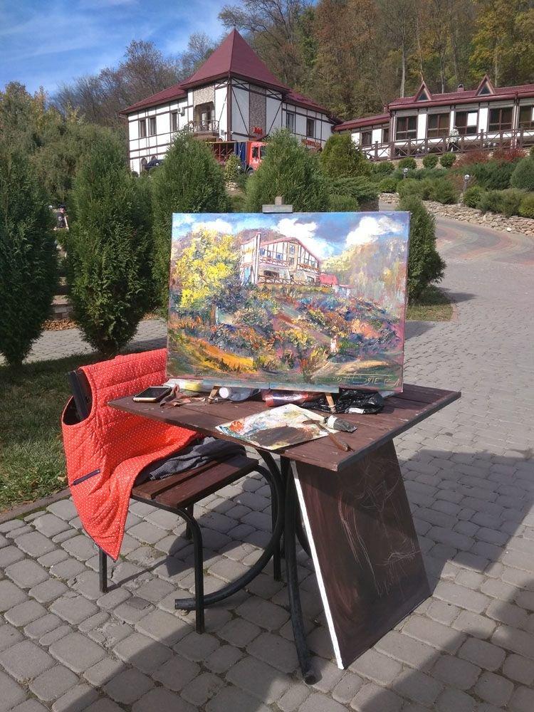 На Тернопільщину з'їхалися художники зі всієї України (ФОТО), фото-2
