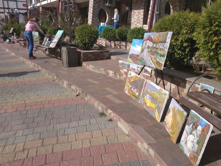 На Тернопільщину з'їхалися художники зі всієї України (ФОТО), фото-1