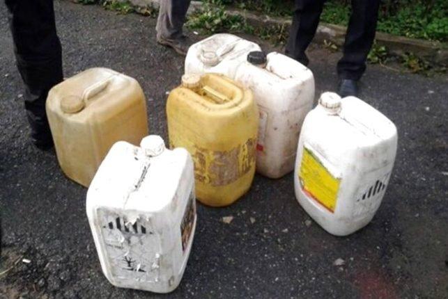На Тернопільщині тракторист викрав понад 80 літрів пального (ФОТО), фото-1