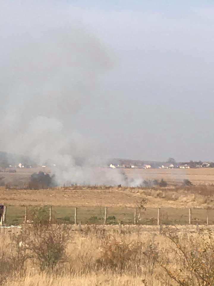"""""""Тернопільщина в диму"""": люди продовжують палити траву та городину (ФОТОФАКТ), фото-1"""