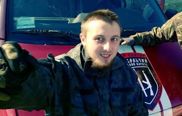 Тернопільський студент, який потай від рідних вирушив у АТО, отримав орден (ФОТО), фото-1