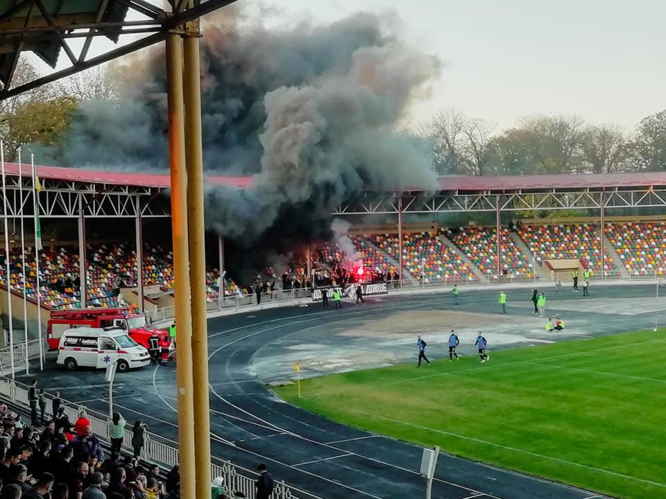 """""""Ну що сказати, це жах!"""": чим футбольні фанати-вандали з Рівного розлютили тернополян (ФОТО), фото-2"""