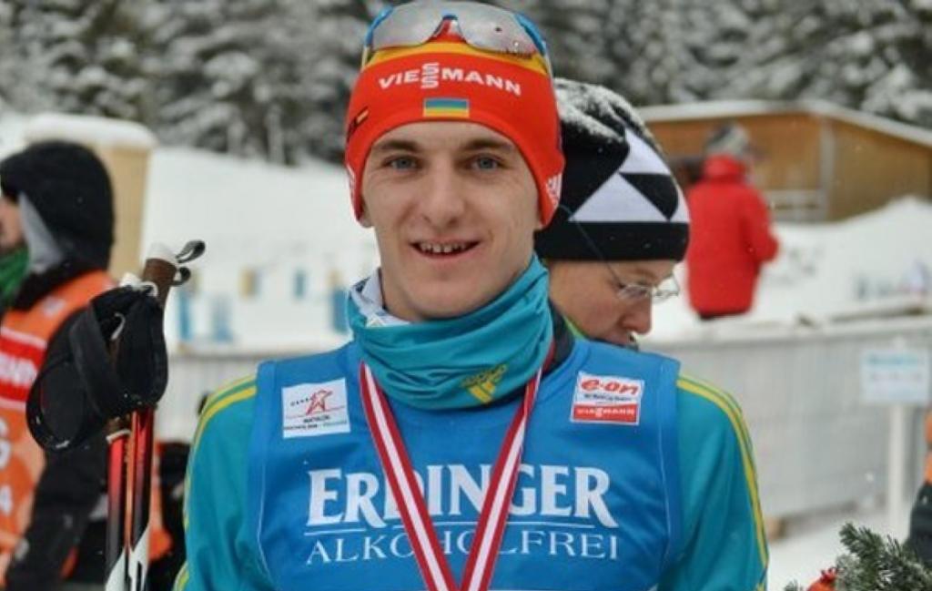 Чемпіон світу з біатлону Дмитро Підручний став почесним громадянином Тернопільщини