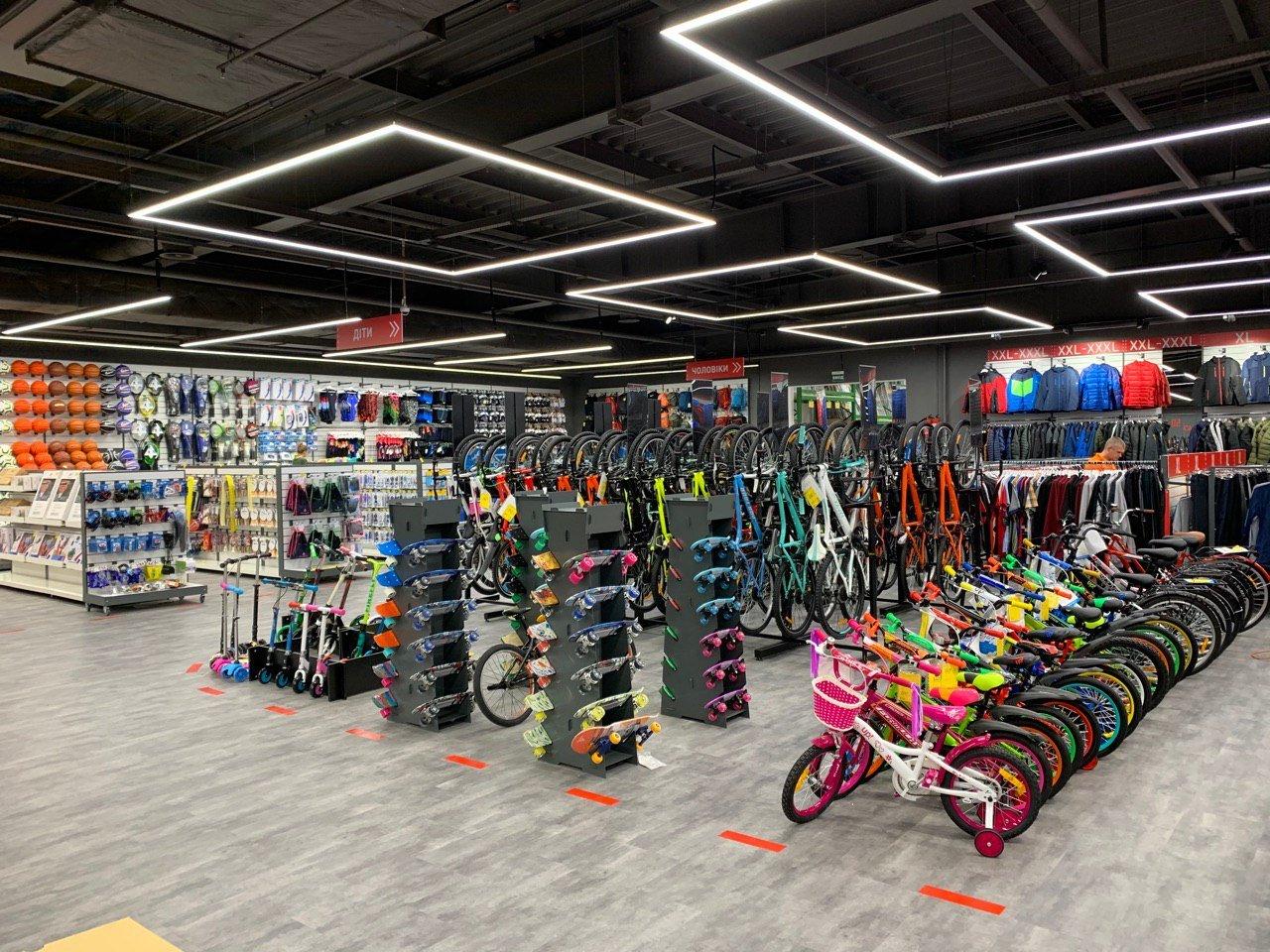 У Тернополі INTERSPORT відкриває свій шостий аутлет магазин в Україні, фото-2