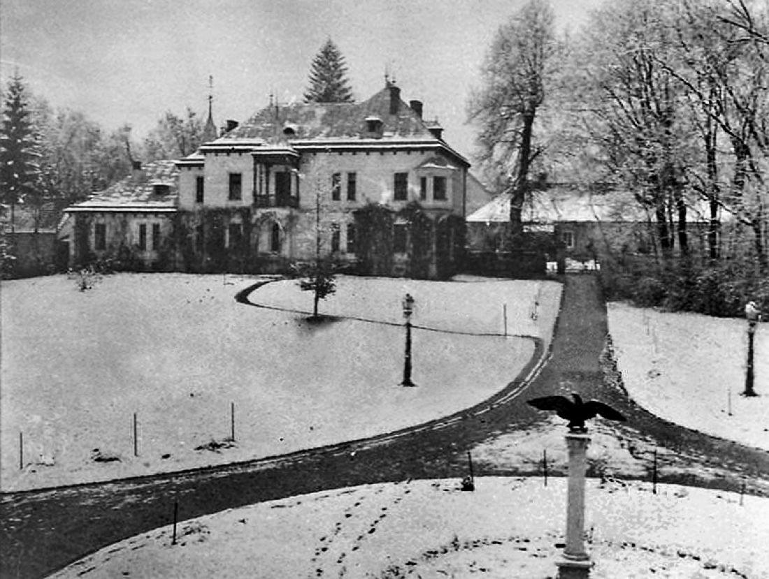 Як виглядав  відомий  мисливський палац на Тернопільщині 100 років тому (ФОТФОАКТ), фото-1