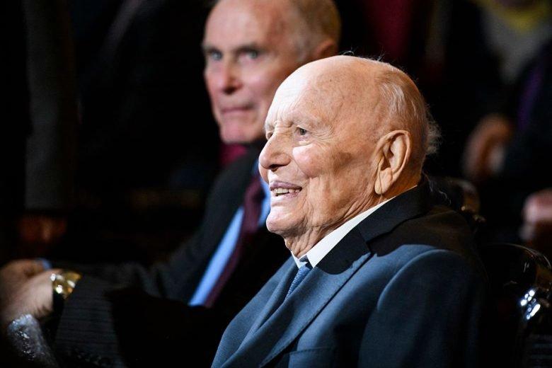 Міцніший за міст: легендарний український академік відсвяткував свій  101 день народження (ФОТО, ВІДЕО), фото-2