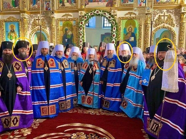 Московські попи з Почаєва висвятили на єпископа сепаратиста, фото-1