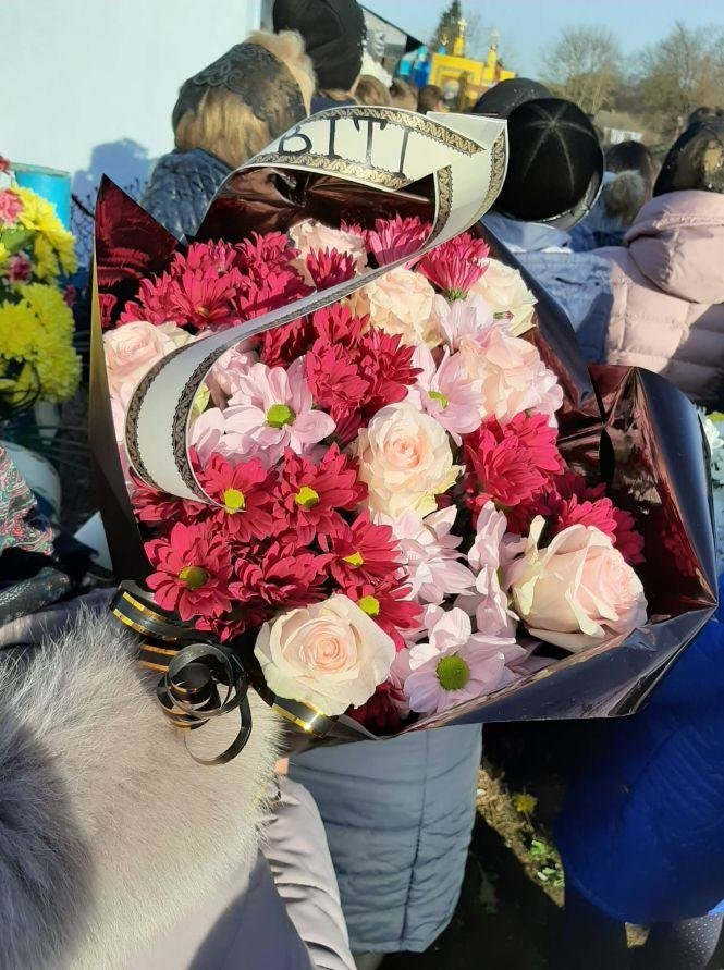 """""""Це горе для всіх нас"""": на Тернопільщині похоронили 15-річного Віктора Груб'яка (ФОТО), фото-4"""