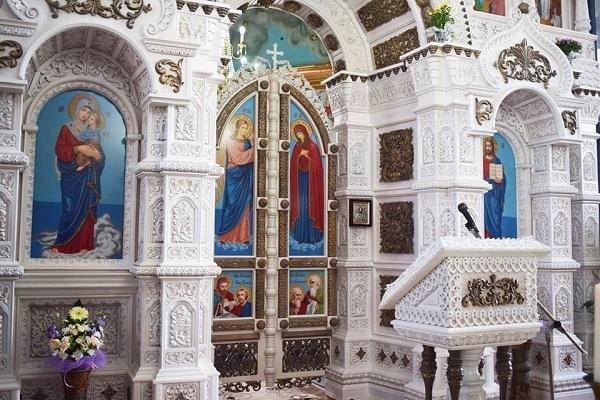 """Іконостас з 1,5 мільйона бісеринок: як виглядає """"восьме чудо"""" Тернопільщини (ФОТО), фото-2"""