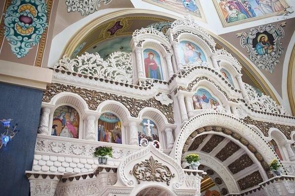 """Іконостас з 1,5 мільйона бісеринок: як виглядає """"восьме чудо"""" Тернопільщини (ФОТО), фото-1"""