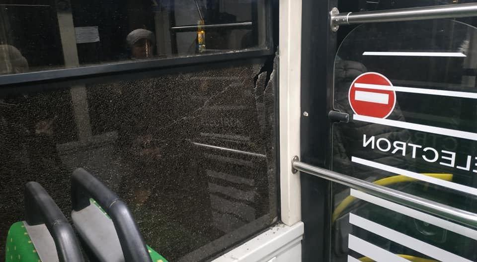 У сусідній області обстріляли автобус із пасажирами (ФОТО), фото-1